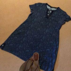 Chaps by Ralph Lauren T-shirt dress